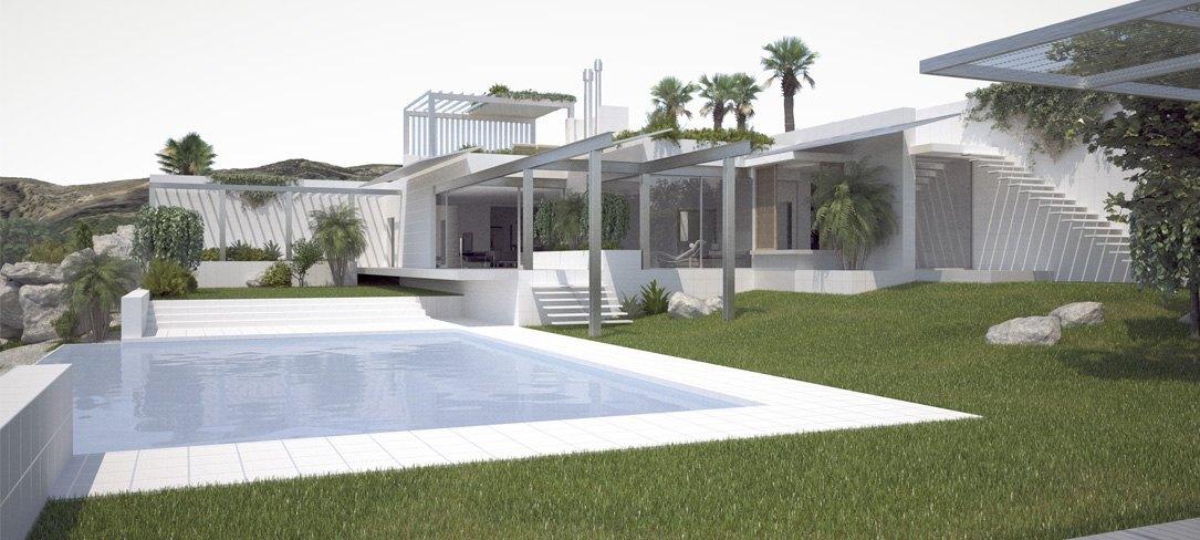 Diseño de Jardín, Bonet Arquitectos