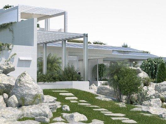 Vivienda A-Residence unifamiliar, Bonet Arquitectos
