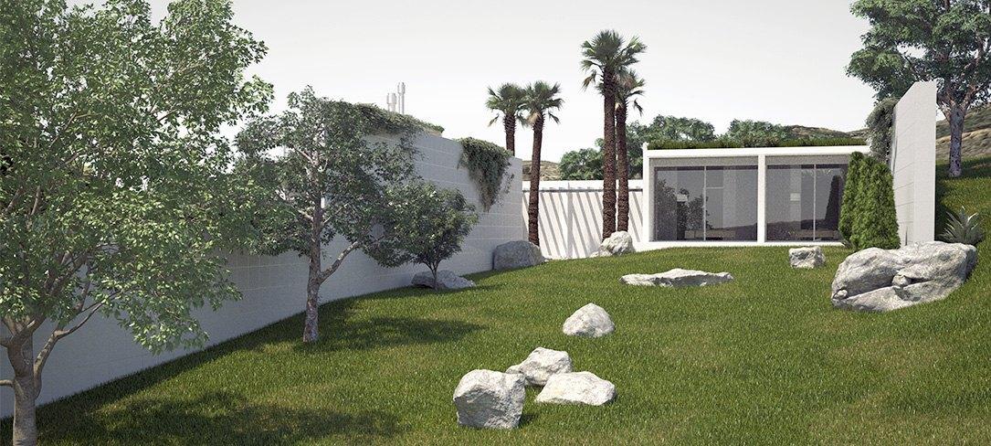 Bonet Arquitectos Málaga Antequera paisajismo y diseño de jardines