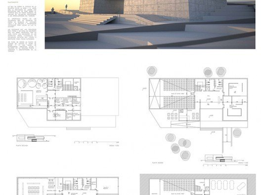Centro Cultural en Málaga por Bonet Arquitectos
