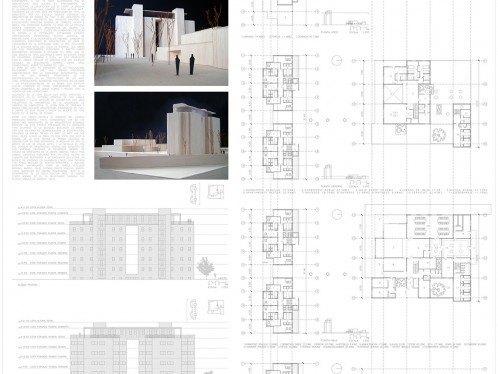 Proyecto original de Alejandro de la Sota, grafismo por Bonet Arquitectos