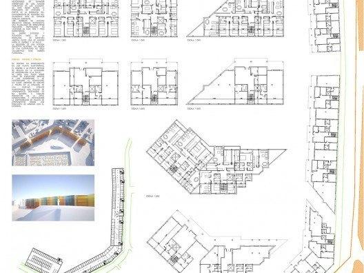 Vivienda colectiva por Bonet Arquitectos