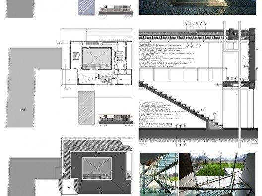 Proyecto de ejecución por Bonet Arquitectos. Proyecto original de Robert Konieczny