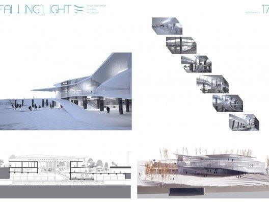 Proyecto Falling Light por Bonet Arquitectos