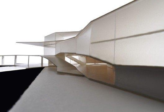 Maqueta Falling Light por Bonet Arquitectos