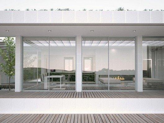 Luxury homes, Bonet Arquitectos at Málaga and Antequera