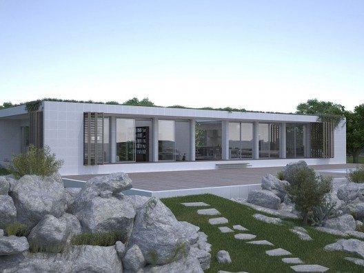Casas de lujo por Bonet Arquitectos en Málaga y Antequera